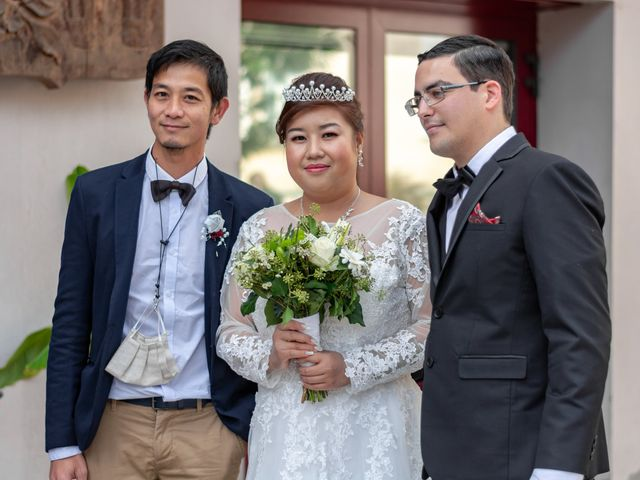Le mariage de Quentin et Saowapuk à Soucieu-en-Jarrest, Rhône 5