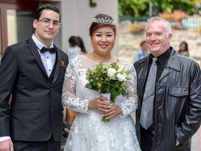 Le mariage de Quentin et Saowapuk à Soucieu-en-Jarrest, Rhône 7
