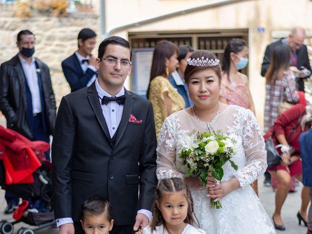Le mariage de Quentin et Saowapuk à Soucieu-en-Jarrest, Rhône 8