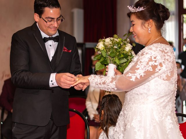 Le mariage de Quentin et Saowapuk à Soucieu-en-Jarrest, Rhône 14