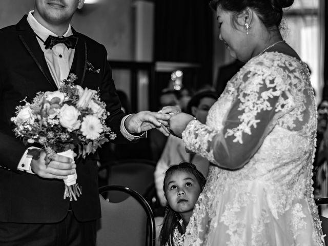 Le mariage de Quentin et Saowapuk à Soucieu-en-Jarrest, Rhône 15