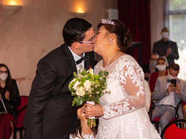 Le mariage de Quentin et Saowapuk à Soucieu-en-Jarrest, Rhône 16