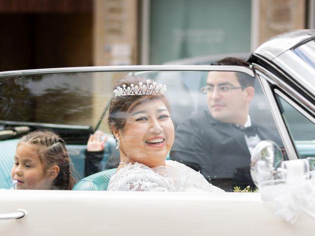 Le mariage de Quentin et Saowapuk à Soucieu-en-Jarrest, Rhône 30