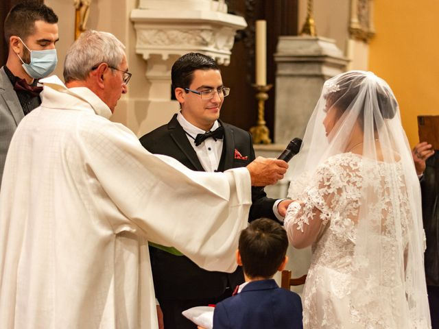 Le mariage de Quentin et Saowapuk à Soucieu-en-Jarrest, Rhône 33