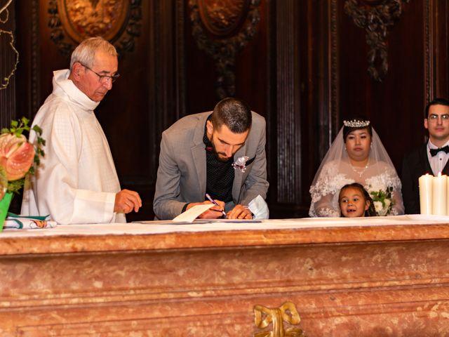 Le mariage de Quentin et Saowapuk à Soucieu-en-Jarrest, Rhône 35