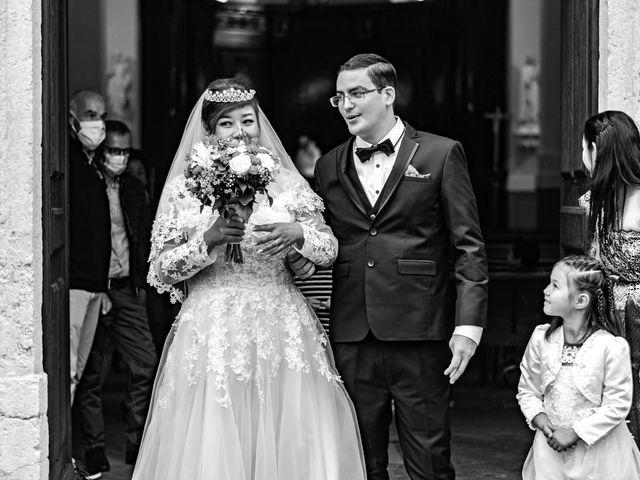 Le mariage de Quentin et Saowapuk à Soucieu-en-Jarrest, Rhône 39