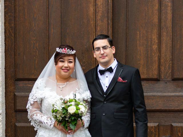 Le mariage de Quentin et Saowapuk à Soucieu-en-Jarrest, Rhône 40