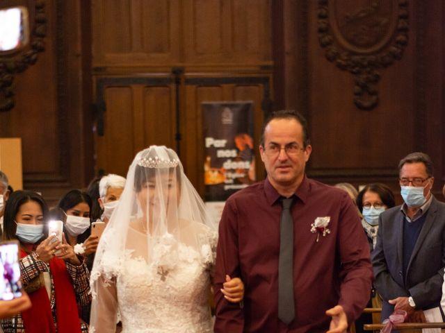 Le mariage de Quentin et Saowapuk à Soucieu-en-Jarrest, Rhône 43