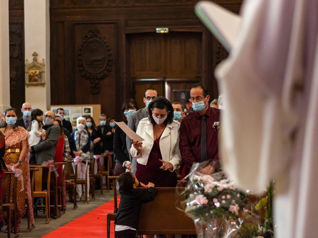 Le mariage de Quentin et Saowapuk à Soucieu-en-Jarrest, Rhône 48