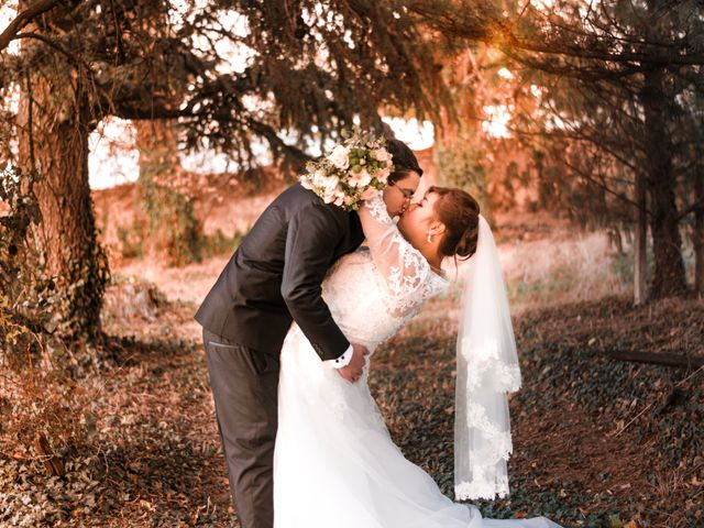 Le mariage de Saowapuk et Quentin