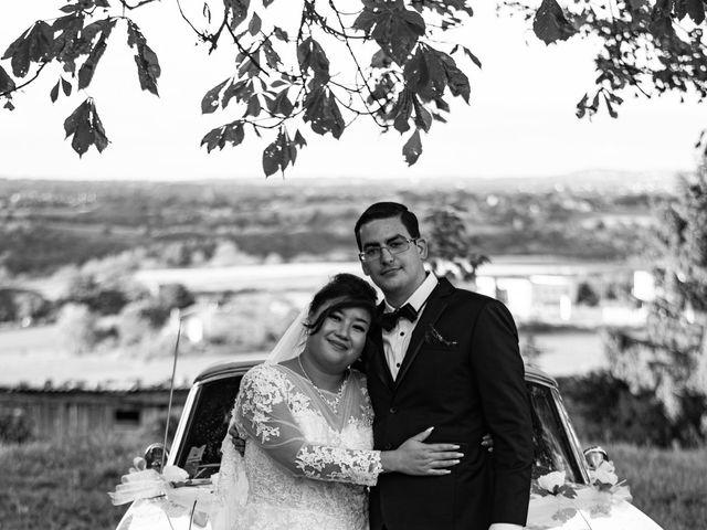 Le mariage de Quentin et Saowapuk à Soucieu-en-Jarrest, Rhône 63
