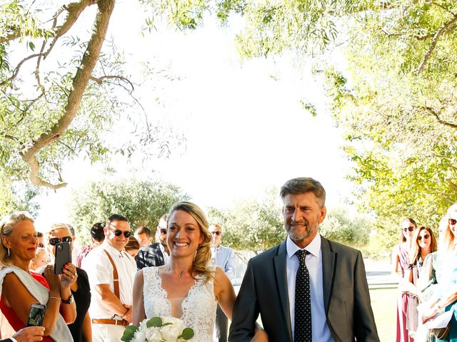 Le mariage de Antoine et Elodie à Montpellier, Hérault 17