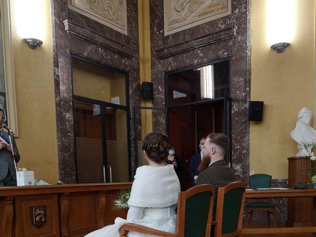 Le mariage de Justin et Ludwine à Dunkerque, Nord 6