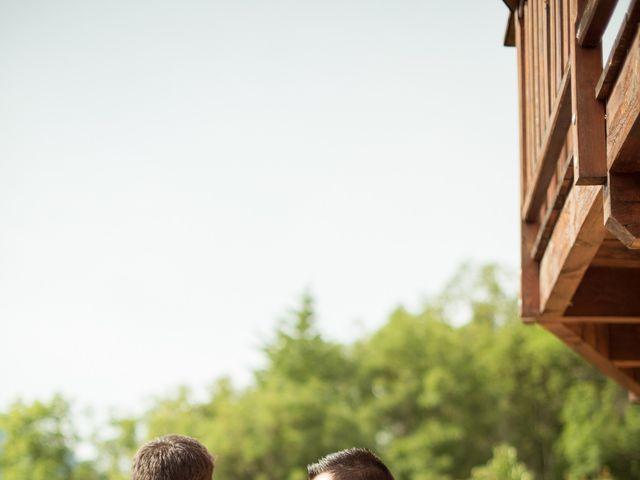 Le mariage de Alexandre et Déborah à Briançon, Hautes-Alpes 7