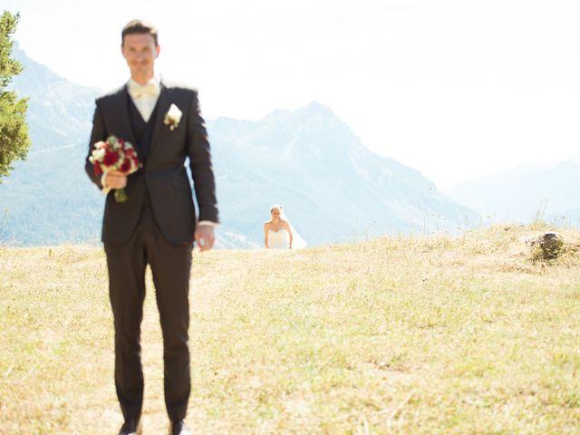 Le mariage de Alexandre et Déborah à Briançon, Hautes-Alpes 18