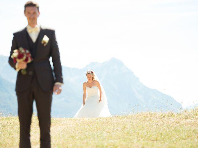 Le mariage de Alexandre et Déborah à Briançon, Hautes-Alpes 19