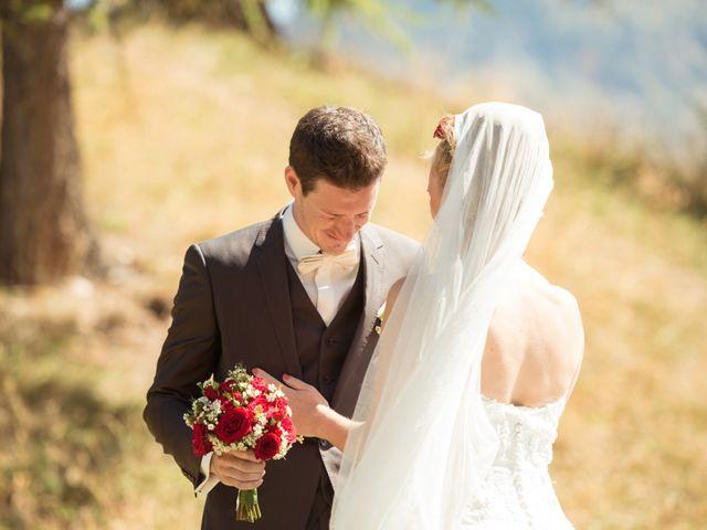 Le mariage de Alexandre et Déborah à Briançon, Hautes-Alpes 22