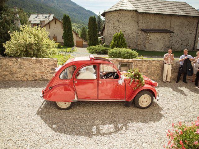 Le mariage de Alexandre et Déborah à Briançon, Hautes-Alpes 24