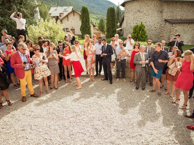 Le mariage de Alexandre et Déborah à Briançon, Hautes-Alpes 33
