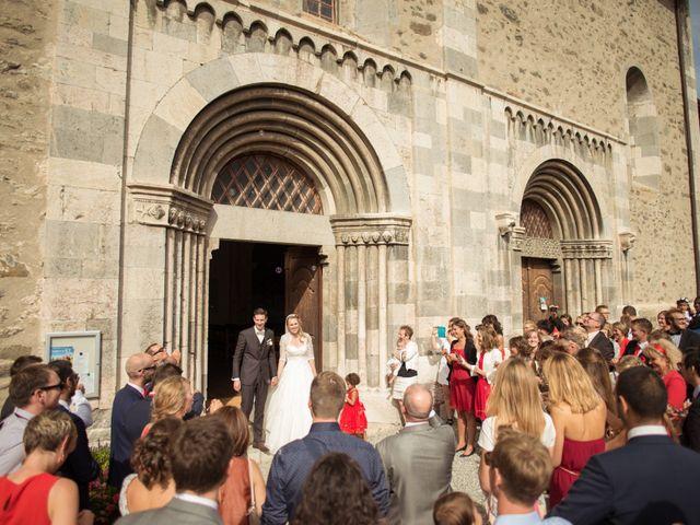 Le mariage de Alexandre et Déborah à Briançon, Hautes-Alpes 34