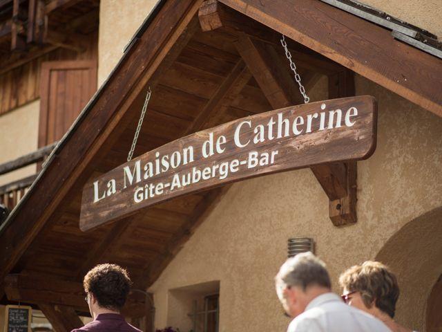 Le mariage de Alexandre et Déborah à Briançon, Hautes-Alpes 37