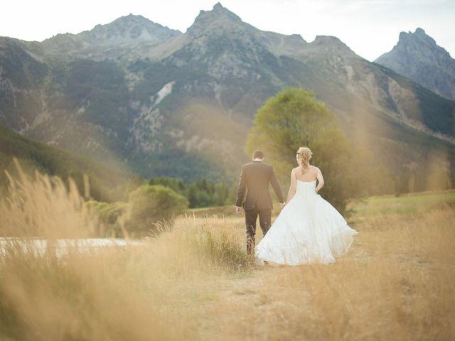 Le mariage de Alexandre et Déborah à Briançon, Hautes-Alpes 43