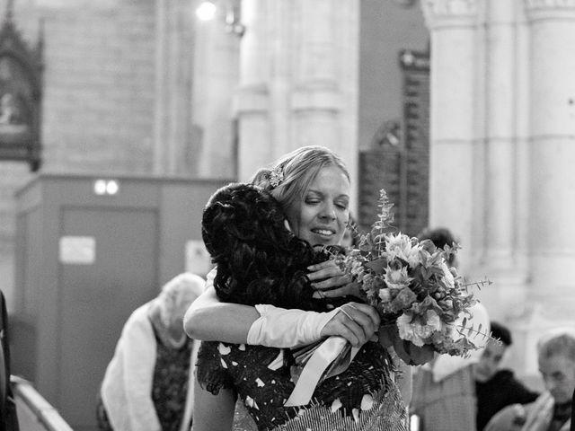 Le mariage de Flavian et Samantha à Guéméné-Penfao, Loire Atlantique 13