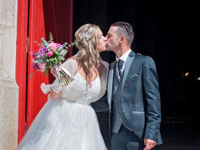 Le mariage de Flavian et Samantha à Guéméné-Penfao, Loire Atlantique 17