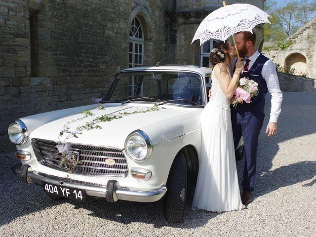 Le mariage de Mathilde et Ken