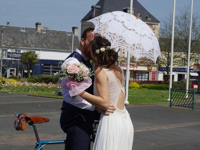 Le mariage de Ken et Mathilde à Bayeux, Calvados 9