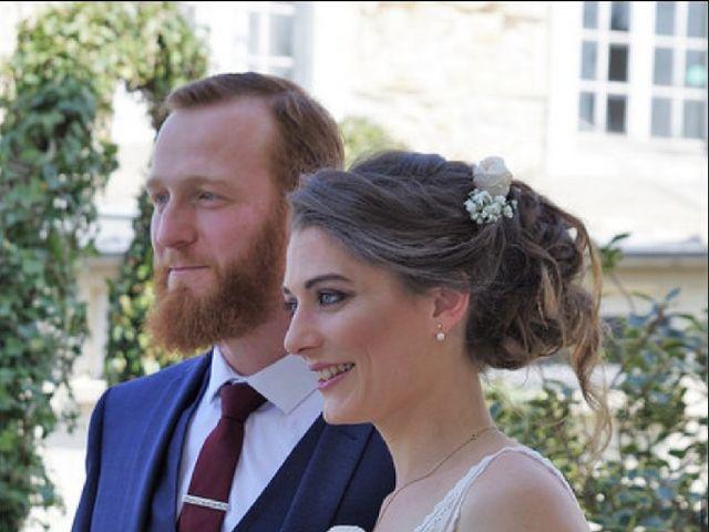 Le mariage de Ken et Mathilde à Bayeux, Calvados 1