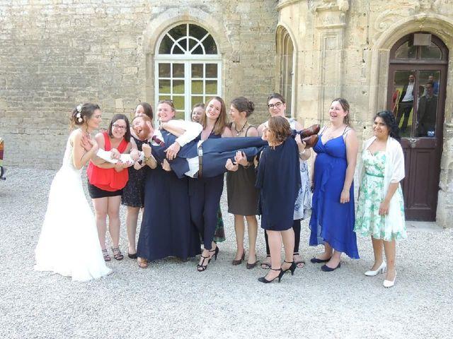 Le mariage de Ken et Mathilde à Bayeux, Calvados 16