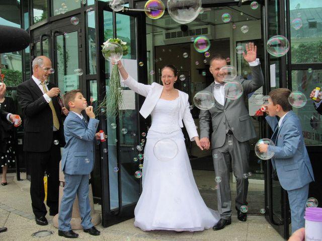 Le mariage de FRAMERY et Stéphanie  à Sannois, Val-d'Oise 3