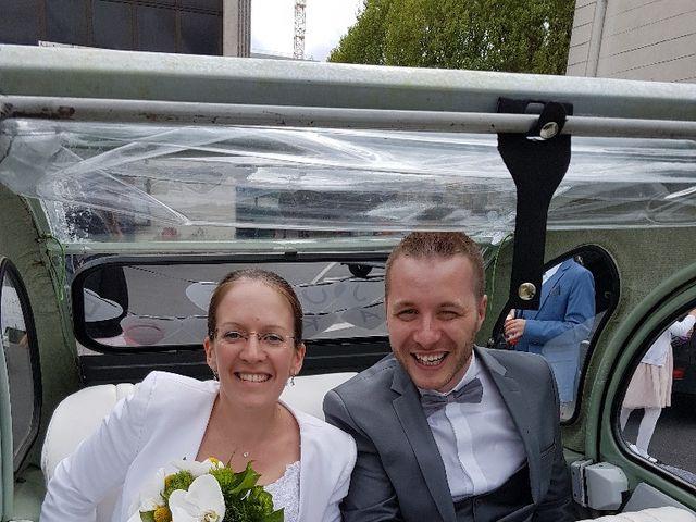Le mariage de FRAMERY et Stéphanie  à Sannois, Val-d'Oise 6