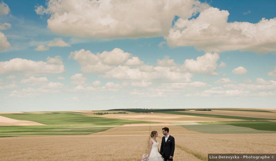 Le mariage de Olivier et Lili à Troyes, Aube