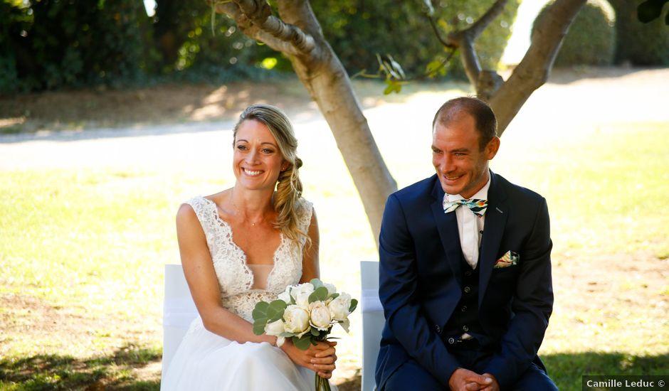 Le mariage de Antoine et Elodie à Montpellier, Hérault