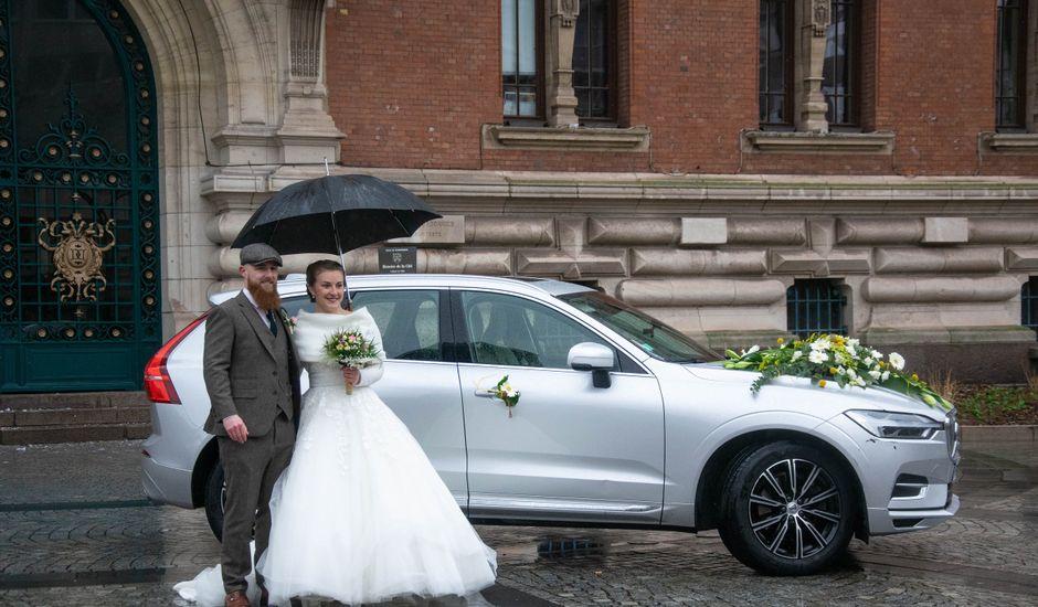 Le mariage de Justin et Ludwine à Dunkerque, Nord