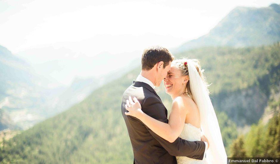 Le mariage de Alexandre et Déborah à Briançon, Hautes-Alpes