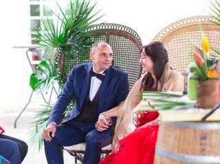 Le mariage de Cindy  et François  1