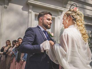 Le mariage de Heather et Alexandre 1