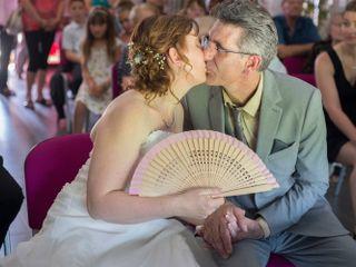 Le mariage de Lise et Hervé