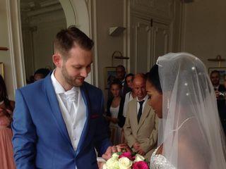 Le mariage de Joanne  et Benoit