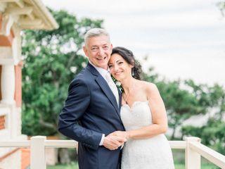 Le mariage de Céline et Jean-Pierre
