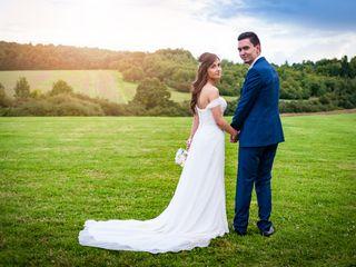 Le mariage de Megane et Pierre