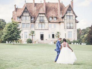Le mariage de Aude et Olivier