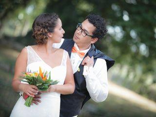 Le mariage de Morgane et Anthony