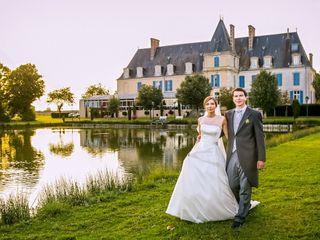 Le mariage de Eléonore et Paul-Henri