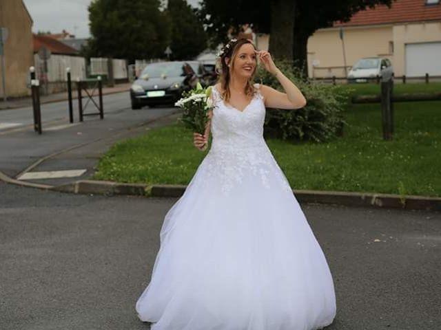 Le mariage de David  et Ophélie   à Athies-sous-Laon, Aisne 1
