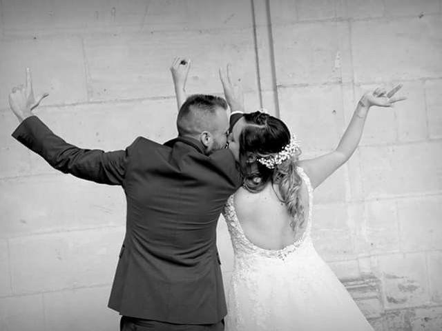 Le mariage de David  et Ophélie   à Athies-sous-Laon, Aisne 26