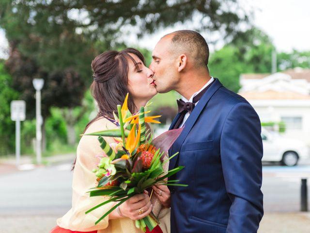 Le mariage de Cindy  et François